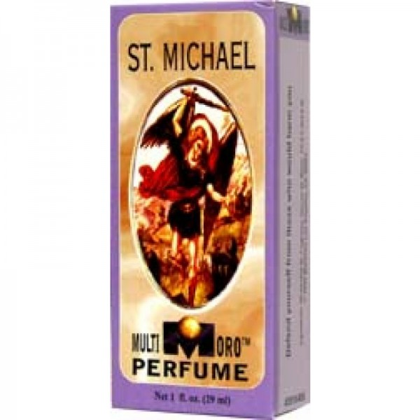 Multioro St  Michael Perfume 1oz
